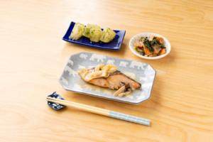 魚の和食の写真